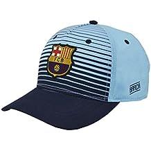 Gorra FC BARCELONA - Producto Oficial Licenciado - Azul. Talla Junior