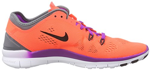 Nike Ladies Wmns Free 5.0 Tr Fit 5 Indoor Shoes Blue (blue, Yellow)