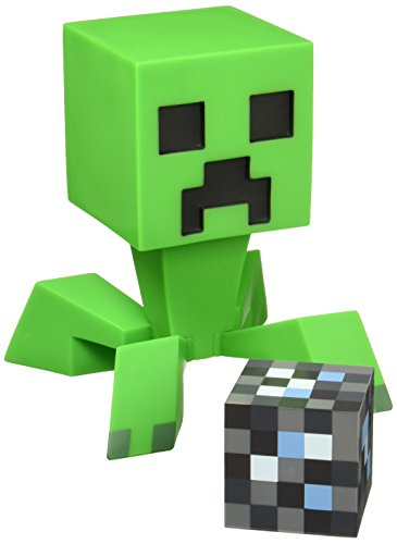 Minecraft - 6022578 - Figurine Creeper 15 cm