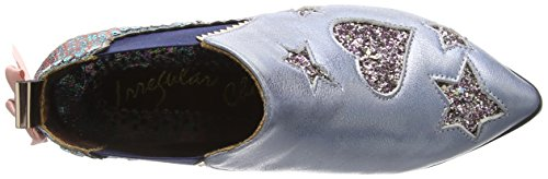 Irregular Choice - Starlight Impress, Scarpe col tacco Donna Blu (Blue (Light Blue Multi))