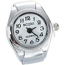 foto ufficiali 70831 33c10 Amazon.it: anello orologio al quarzo