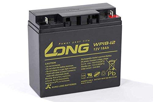 Akku kompatibel Fiamm FG21703 12V 18Ah AGM Batterie Blei Vlies Accu wartungsfrei