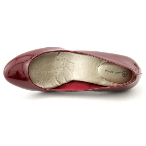 Giani Bernini Sweets Synthétique Talons RussianRed