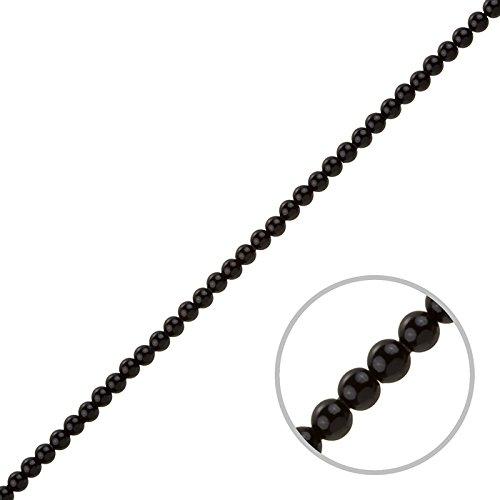 swarovski-perle-in-vetro-rotondo-3-mm-5810-mystic-one-click-wonder-confezione-da-50-colore-nero