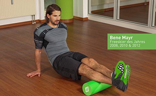 Schildkröt Fitness SPOT-MASSAGE-ROLL, (green), 960034 - 4