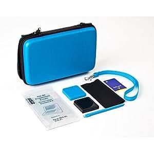 Under Control Starter PACK BLUE Pack d'Accessoires Console compatible Nintendo Nouvelle 3DS XL