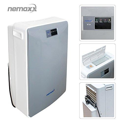 Deshumidificador Nemaxx BT25 deshumidificador secador
