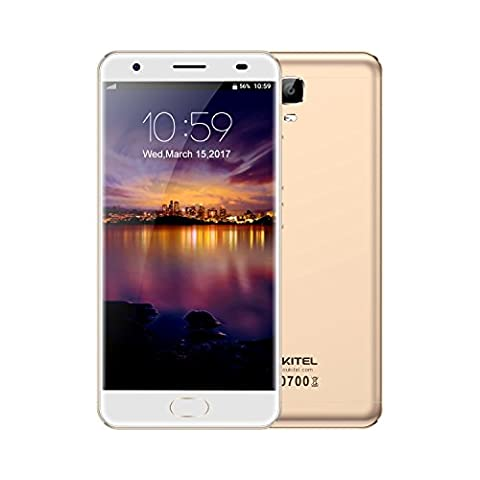 OUKITEL K6000 Plus Android 7.0 Smartphone , 5.5 Zoll FHD