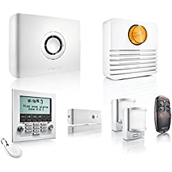 Somfy - Système d'Alarme sans fil Protexiom Ultimate GSM