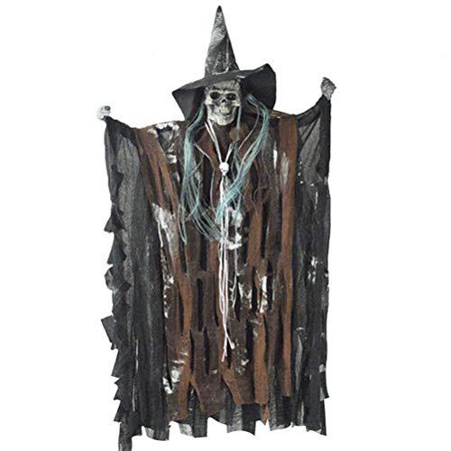SUPVOX Halloween Prop schreckliche hängende Geister schreckliche Kostüme
