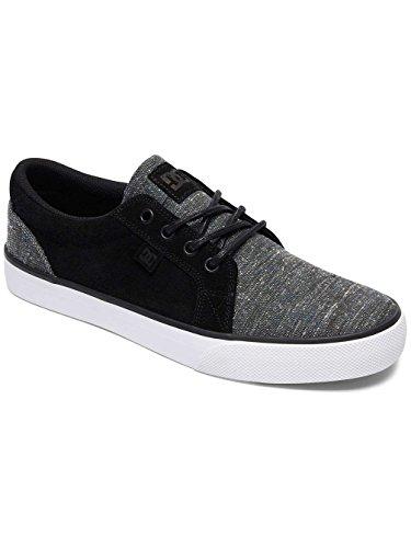DC Shoes Council TX le - Chaussures Pour Homme ADYS300388 Noir - Black/Armor/Black