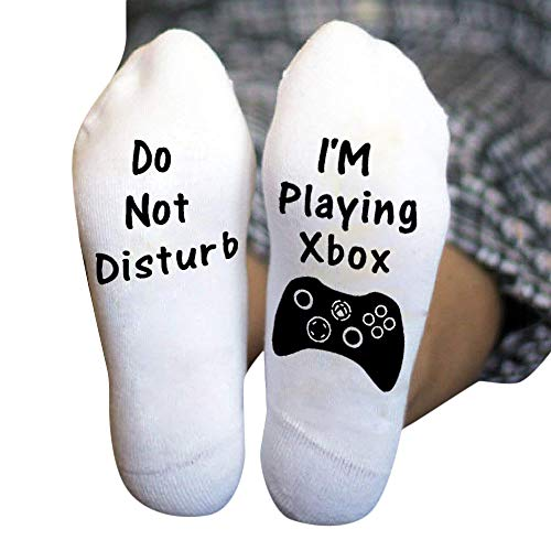 IF YOU CAN READ DO NOT DISTURB Socken für Damen und Herren Zwei Größen - Thick Cotton, Washable - Perfect Present, House Warming Suprise, Party Gift Idea (Mum, Grandma, Aunt, Wife)