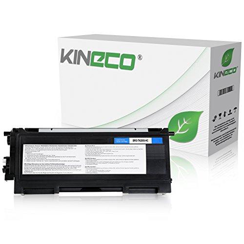 Rebuilt Fax-patrone (Toner kompatibel zu Brother TN-2000 TN2000 für Brother HL-2030, HL-2040, HL-2050, MFC-7820N, MFC-7420, DCP-7010L, Fax 2825 - Schwarz 3.500 Seiten)