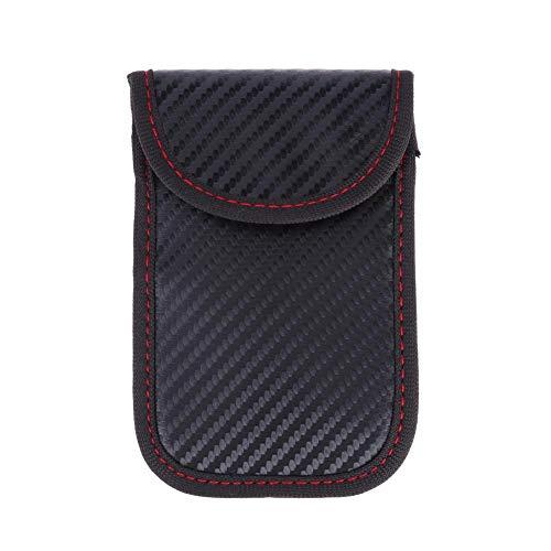 YouN Autoschlüssel Tasche Fob Signalblocker Faraday Tasche Signalblockierung Abschirmung Pouch Keychain Remote Kit