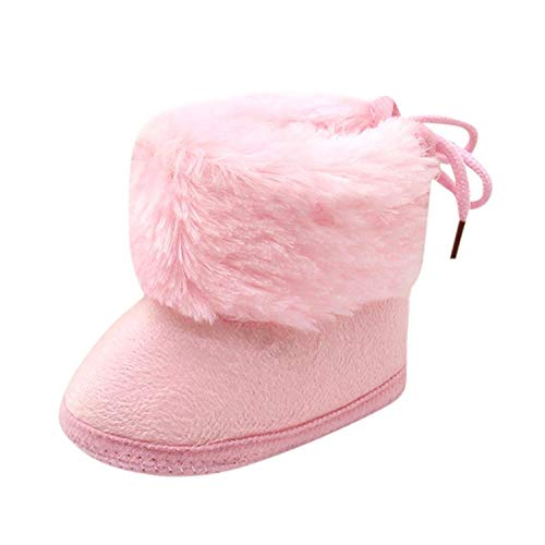Colorful(TM Baby Girls Boys Soft Booties Snow Boots Infant Toddler Newborn Winter Warm Shoes