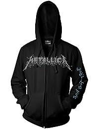 Metallica Sweat Zippé Metallica - Sad But True