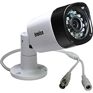 Wide Angle 3.6mm 1000TVL CMOS With IR-CUT Bullet Security Camera CCTV Home Surveillance Outdoor IR Bullet Day Night 24 Infrared LEDs with Bonus Blacket