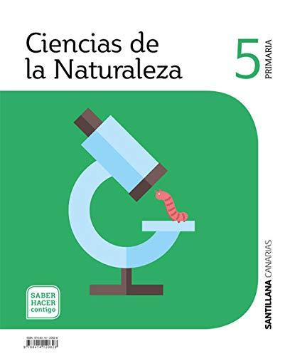 ciencias naturales 5 primaria santillana saber hacer