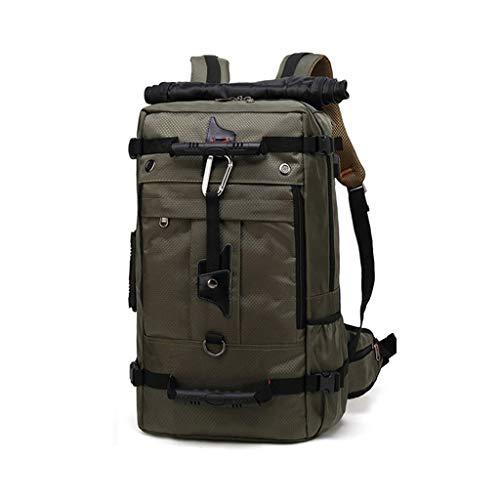 Sac à Dos de Voyage - 15.6 in Laptop Backpack - Sac à Dos Étanche Antivol et Durable Scolaire Ouvrier de Bureau Voyage Camping en Plein air Sac à Dos Hommes et Femmes