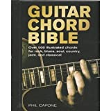 Guitar Chord Bible by Phil Capone (2007) Hardcover