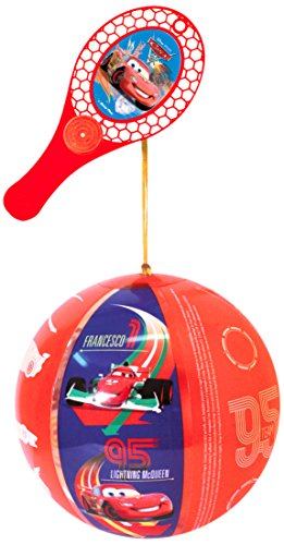 TapBall - Cars Ballon Gonflable, 100227L