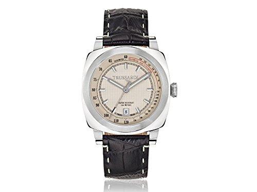 orologio solo tempo uomo Trussardi 1911 casual cod. R2451102002