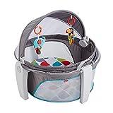 Fisher-Price- Baby Gear Mini Lettino Go, Box per Neonati, FWX16