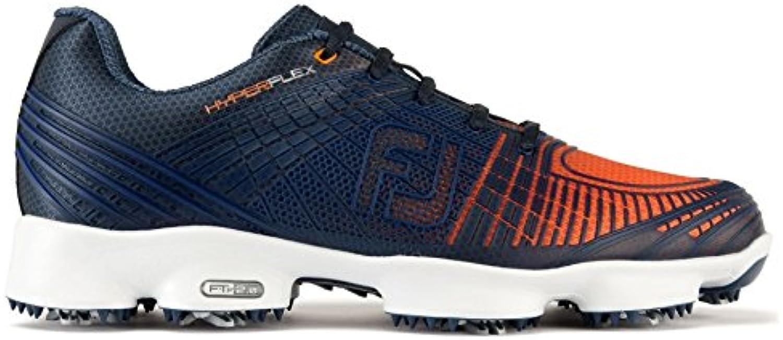 Gentiluomo Signora Foot-joy Hyperflex Hyperflex Hyperflex II, Navy Arancione Nuovo prodotto Nuovi prodotti nel 2018 Design professionale | Materiali selezionati  6867dc