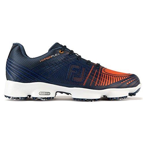 Footjoy Hyperflex II, Chaussures de Golf Homme, Multicolore...