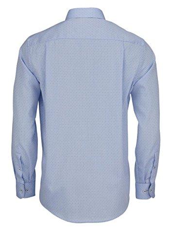 Casamoda 362602100, Chemisier Business Homme Blau (Blau 102)