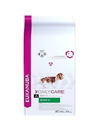 Eukanuba Dog Food Senior 9+, 12 kg