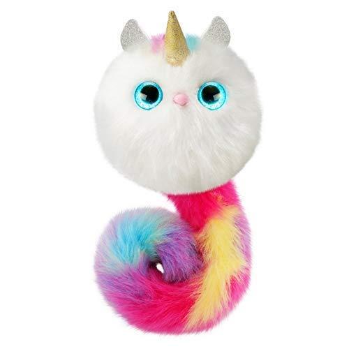 (Joyreap Small Live Pets Spielzeug, Spielzeug Plüsch Interaktive AFFE Wearable Little Live Haustiere Niedlichen Spielzeug, Handgelenk Spielzeug, Kinder Spaß Spielzeug (Einhorn))