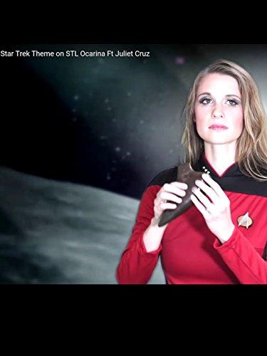 Star Trek Theme on STL Ocarina [OV]