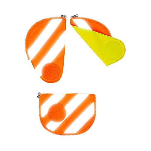 ERGOBAG Orange Regenhülle, 23 cm, Orange -