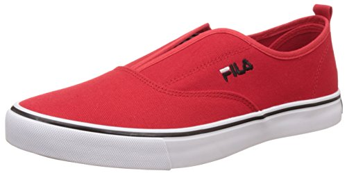8. Fila Men's Maddox Red Sneakers