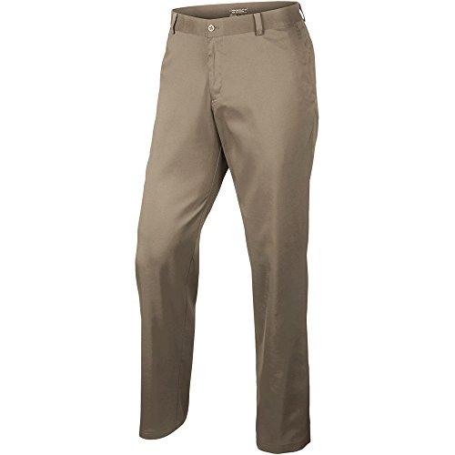 Nike Herren Hose Flat Front, 639779-021 khaki