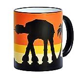 Star Wars Tasse AT-ACT Sunset zu Rogue One Elbenwald Keramik