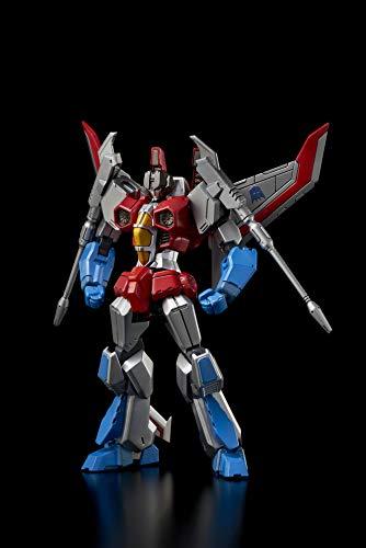 Flame Toys 02 - Transformers Starscream Furai Model Kit