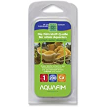 Aquafim M-15 Calcium Dosier-Würfel bis 200 L Meerwasser Aquarien. Aktive Zeit 1 Monat