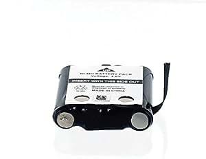 Talkie walkie mOTOROLA talkabout tLKR compatible avec-t80 avec 4,8/700 mAh niMH