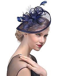 f1b21d1d3df5e Amazon.es  tocados de pelo azul - 0 - 20 EUR   Sombreros y gorras ...