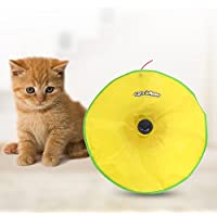 4 Speeds Electronic Meow Undercover Mouse Cat Toy Training Tool for Cats of All Ages