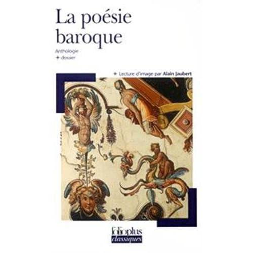 La Poésie baroque