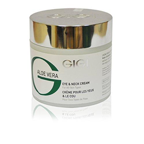 GIGI Aloe Vera Eye & Neck Cream 250ml 8.4fl.oz