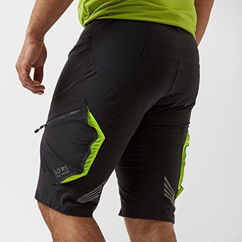 41WLpCsGP L. SS500  - GORE WEAR Men's Gore Bike Wear Element Shorts-Black, Small