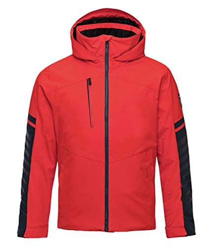 Rossignol Herren Fonction Jacket, Scharlachrot, L -