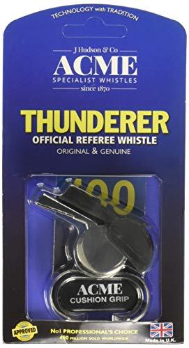 Acme Thunderer Finger Grip Trillerpfeife Metall vernickelt (477/58,5) groß