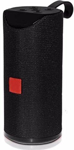 VSELLER TG - 113 Super Bass Splashproof Wireless Bluetooth Speaker (Black)