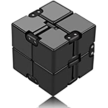 Infinity Cube Fidget Cube Toy for Adults & Kids, New Version Fidget Finger Toy Stress and Anxiety relief, Killing Time Fidget Toys Infinite Cube for Office Staff
