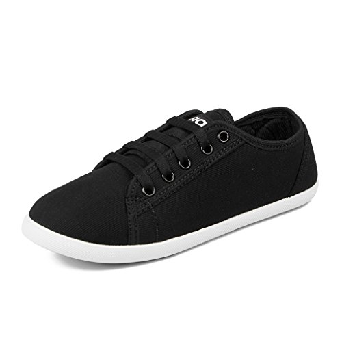 Asian shoes Spicy 51 Black Women's Casual Shoes 6 UK/Indian